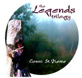 The Legends Trilogy by Conni St.Pierre
